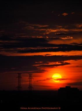 Sunset June 25 Ottawa